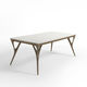 mesa moderna / de roble / de nogal / de fresno