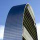 revestimiento de fachada de material compuesto / de aluminio / liso / de panel