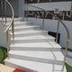 barandilla de interior / de aluminio / con barrotes / para escalera