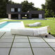baldosa de exterior / de pared / para pavimento / de gres porcelánico