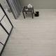 baldosa para pavimento / de gres porcelánico / con motivos / aspecto madera