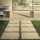 baldosa de exterior / de suelo / de gres porcelánico / de color liso
