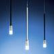 lámpara suspendida / moderna / de vidrio / LED