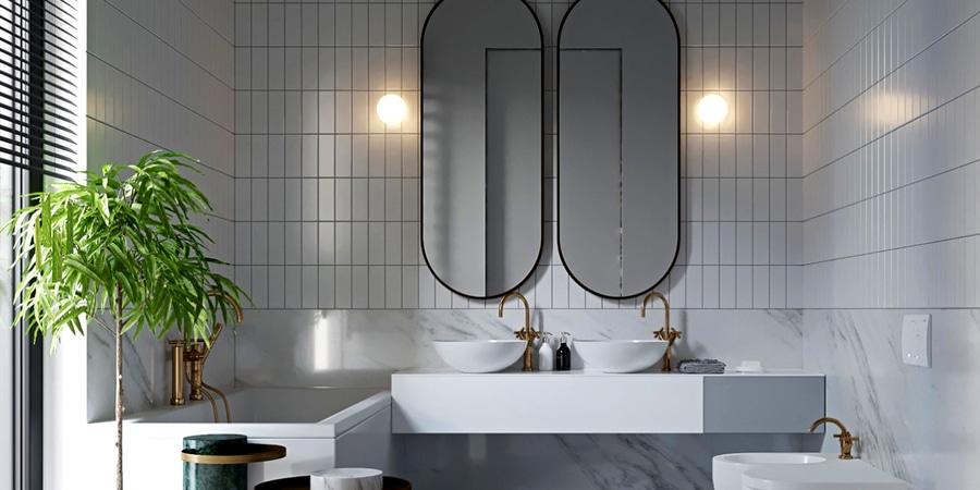 10 ideas de renovar su cuarto de baño para 2019 - Portugal - Maison ...