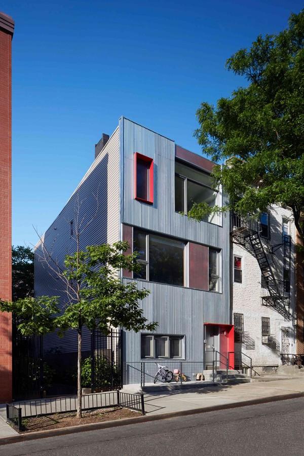 Diseño de la arquitectura de Etelamaki la renovación de una casa ...