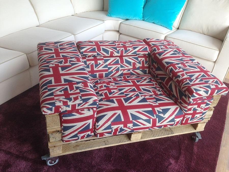 Diseño y configuración: aquí está el nuevo Pallet silla! - Divani ...