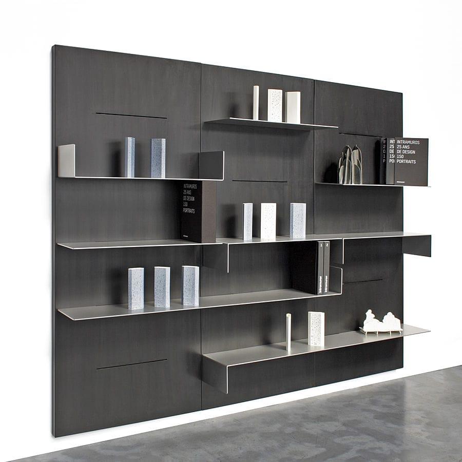 estantes modulares de la pared del iwall - Estantes De Pared