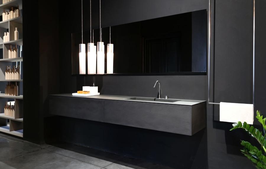 LAMINAM para el cuarto de baño – diseño: RIFRA - Milan, Metropolitan ...