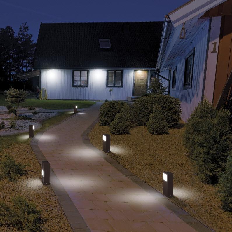 Novedad Bolardo De Iluminacion De Jardin By Lombardo Lombardo - Iluminacion-para-jardin