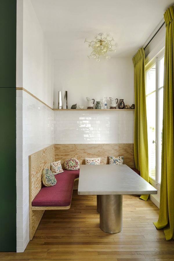 NUEVO: azulejo de la cocina por la cerámica de Normandía - diseño de ...