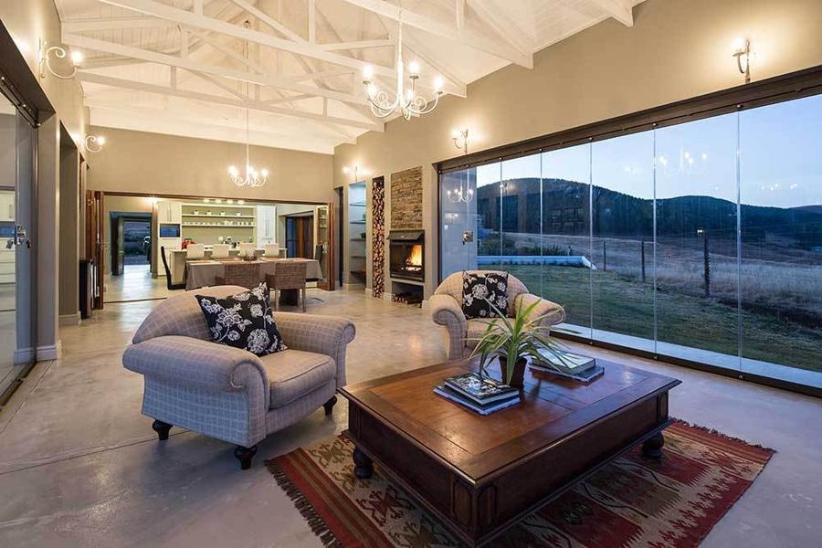 Paredes de vidrio para lujosa villa – Zimbali, South Africa - South ...