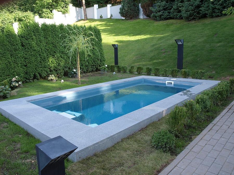 piscina compuesta koro de la fibra de vidrio with piscinas fibra vidrio