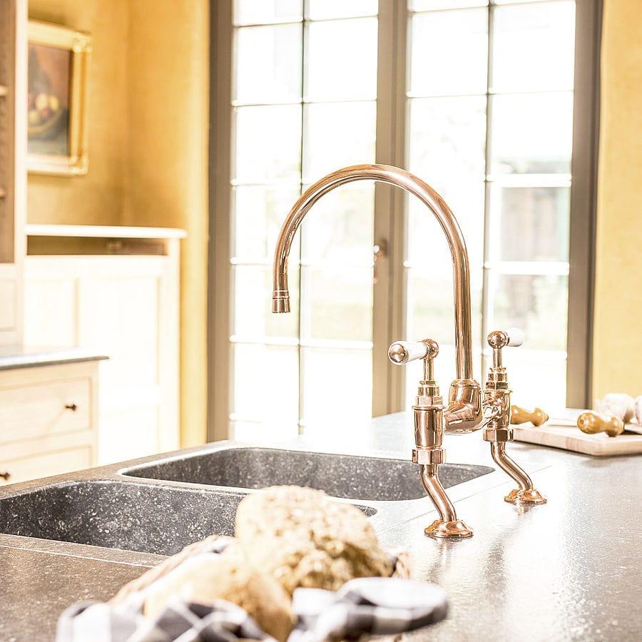 Revista el nuevo color con cobre para la cocina y el cuarto de baño ...