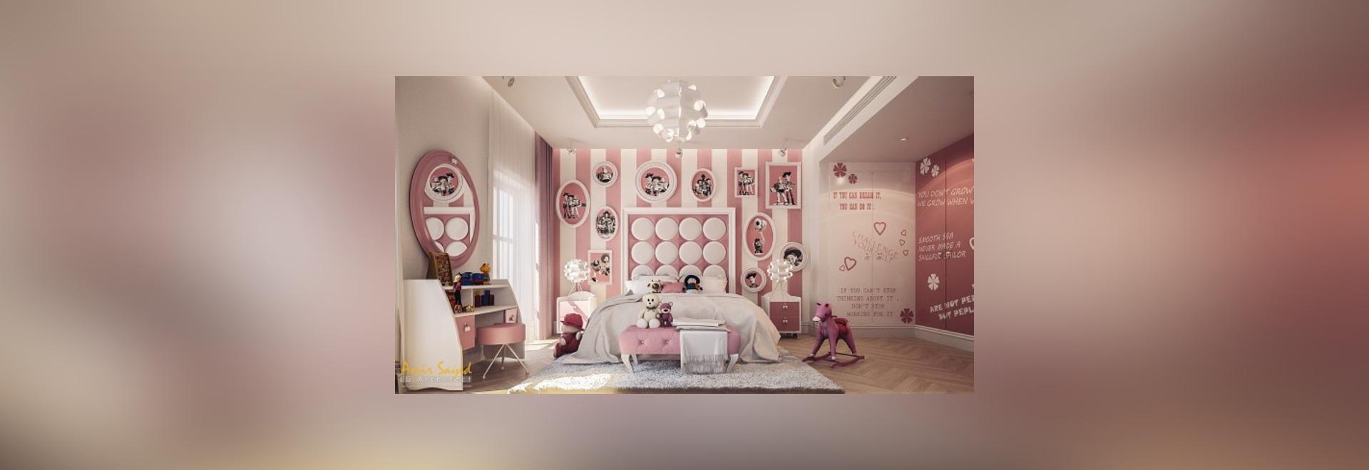 5 Dormitorios Creativos De Los Cabritos Con Temas De La Diversi N  # Muebles Estilo Pearce