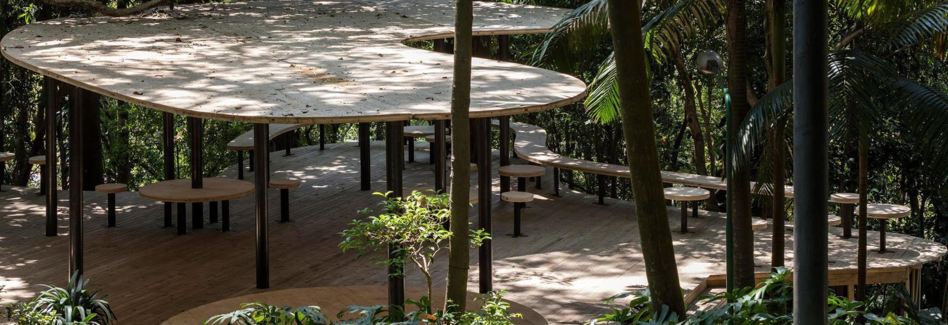 casa de vidro' de los bardi de Lina BO 'da la bienvenida al pabellón del verano por camacho del solenoide