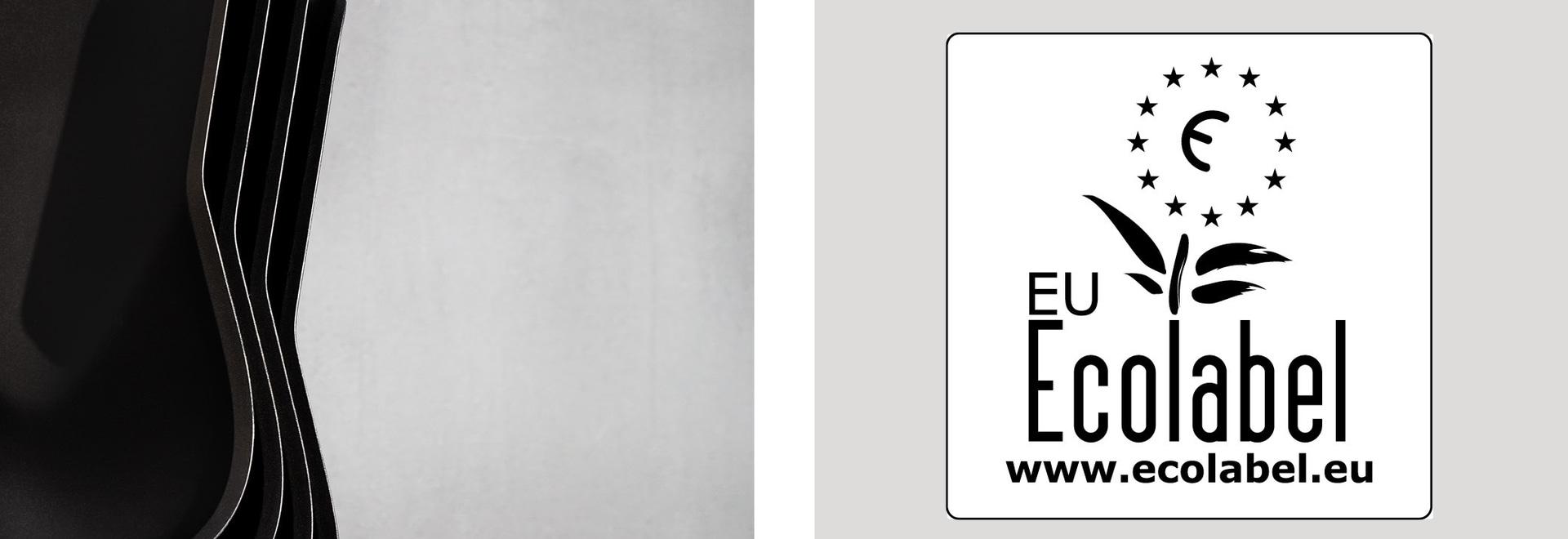 Diseño + etiqueta ecológica de Four®
