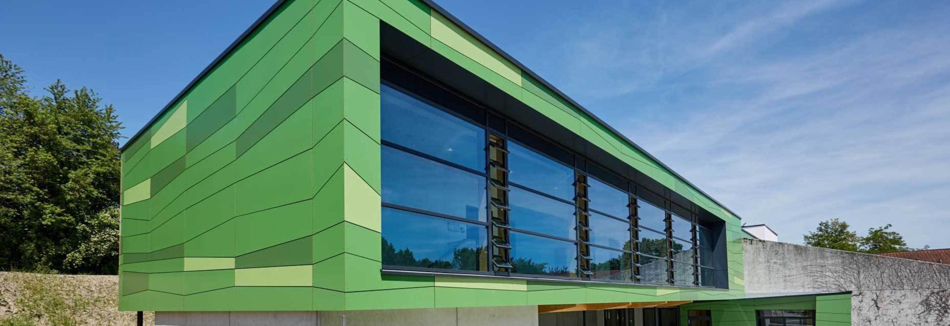 Escuela de Betty-Greif, Pfarrkirchen, Alemania