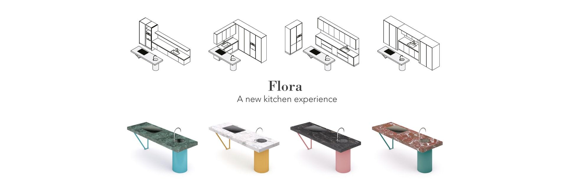 Flora: una nueva experiencia de la cocina