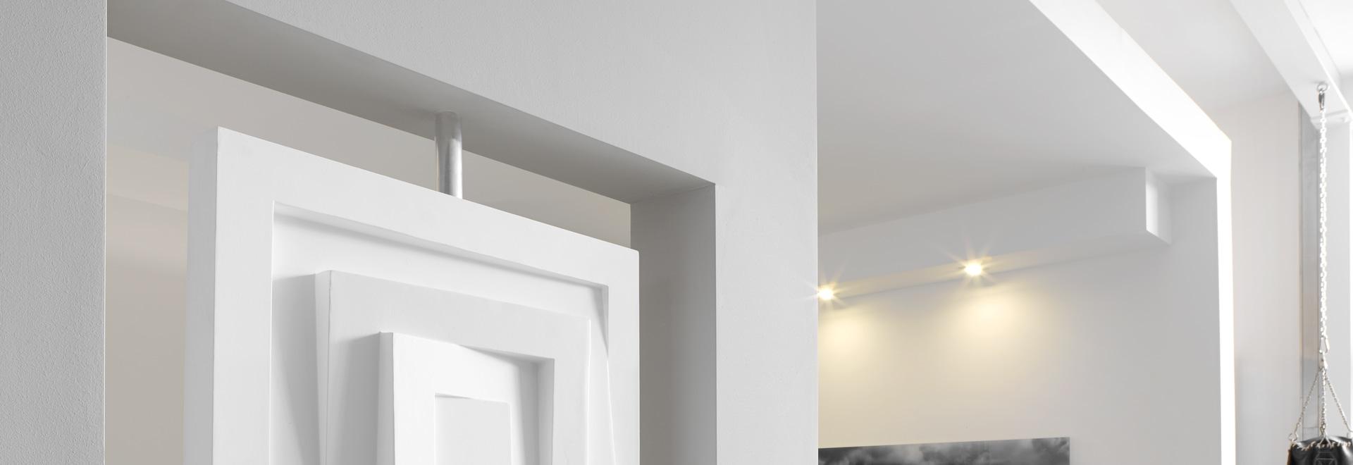 iluminación de las soluciones para los moldeados decorativos
