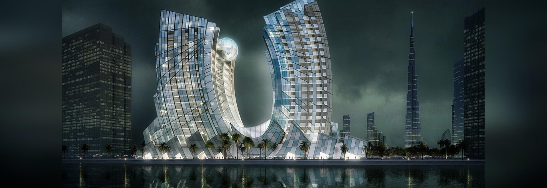 """J uno, """"la joya de Dubai"""". Cortesía de RKM Durar"""