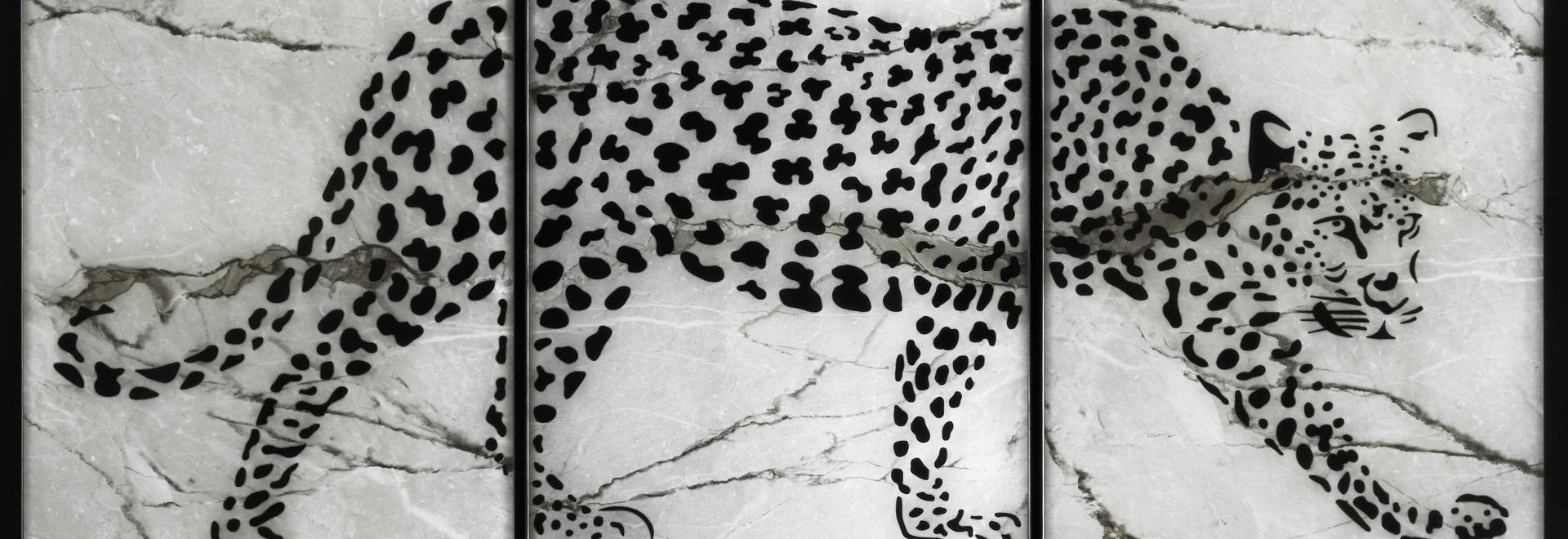 Jaguar por la piedra de la élite