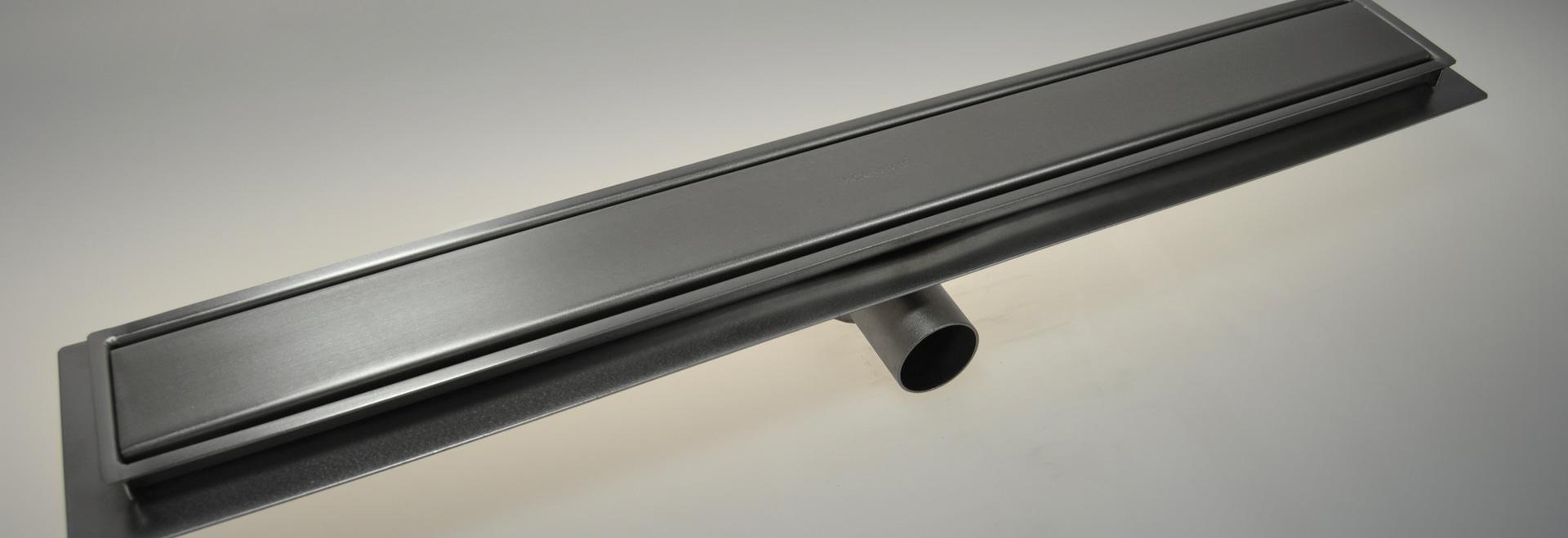 Línea 3070 - Inoxsystem® Canales drenaje Italia - sifón y filtro extraíbles – Porta Vaina