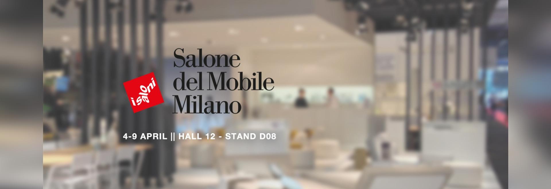 Manutti en Salone del Mobile Milán