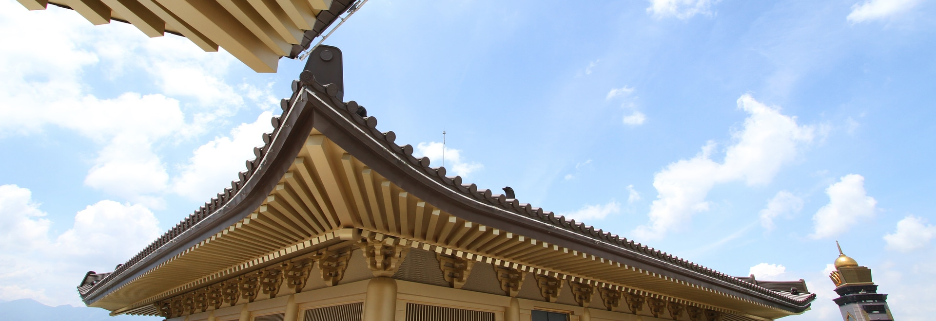 marrón y oro de Rainbow® del elZinc para la techumbre y el revestimiento del museo del monasterio.