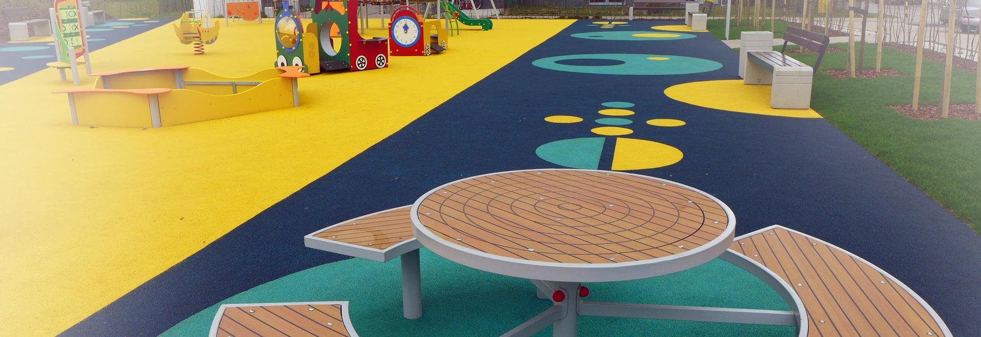 Mesa de picnic KSP-KL