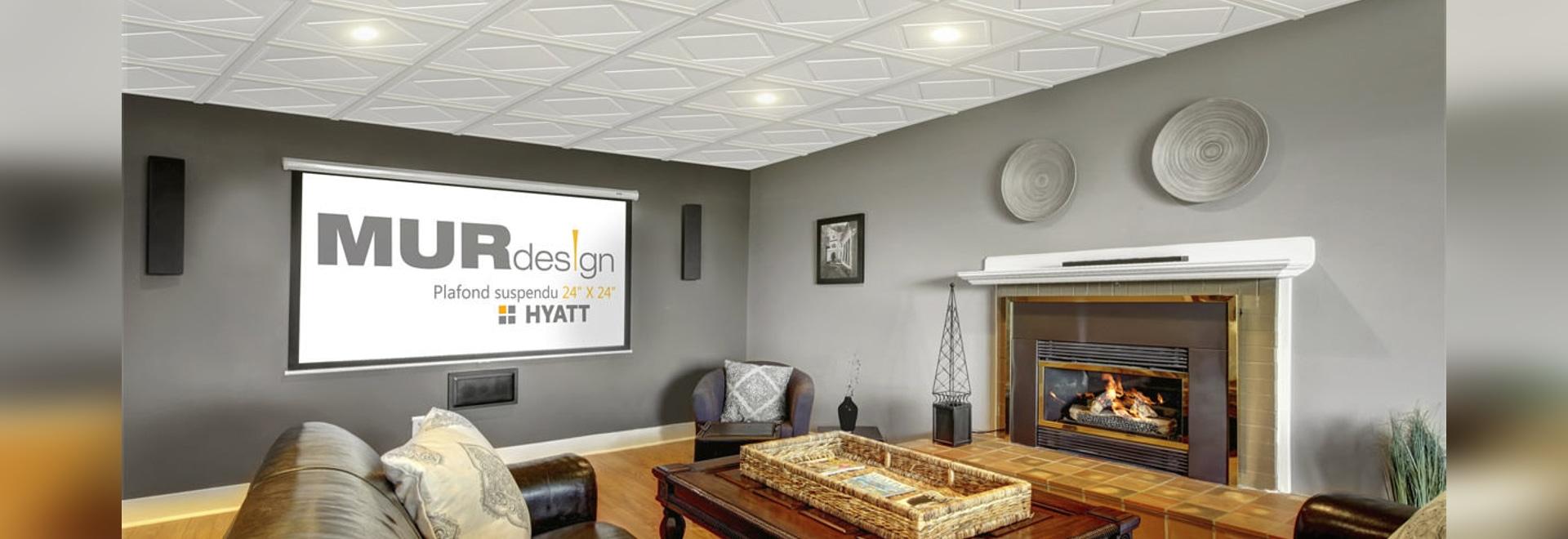NOVEDAD falso techo decorativo by MUR design MUR design
