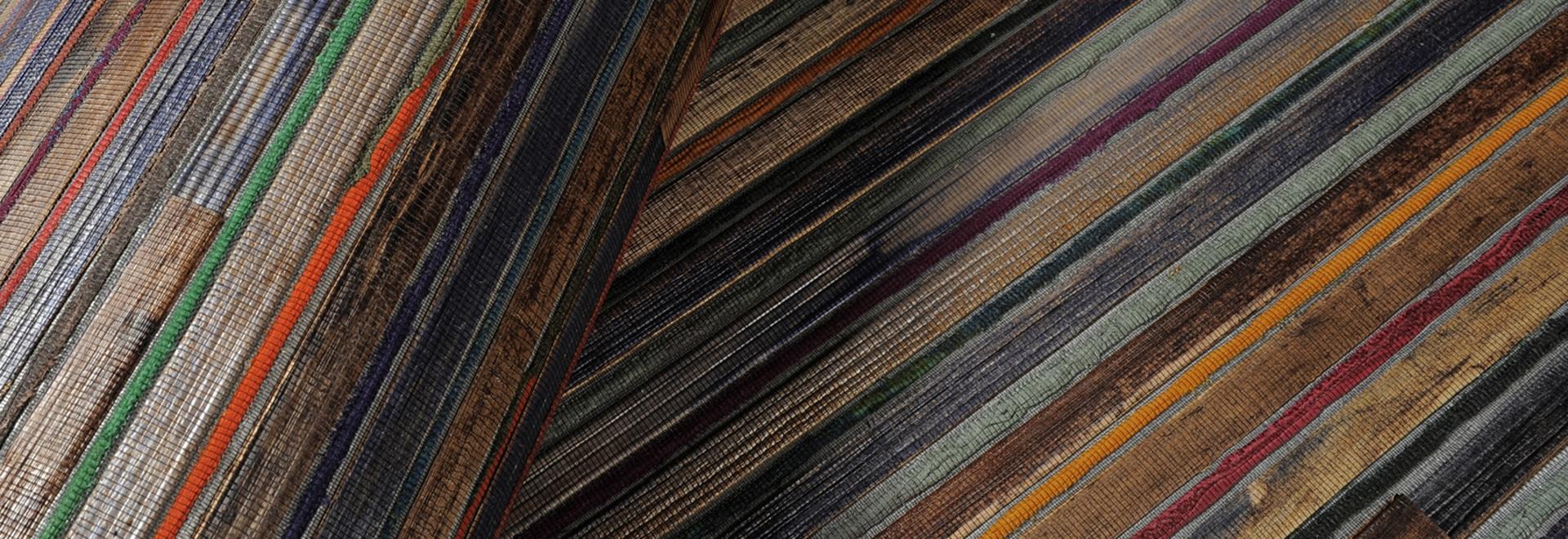 NUEVO: seda del bakbak y de la sari en el forro no tejido por Omexco