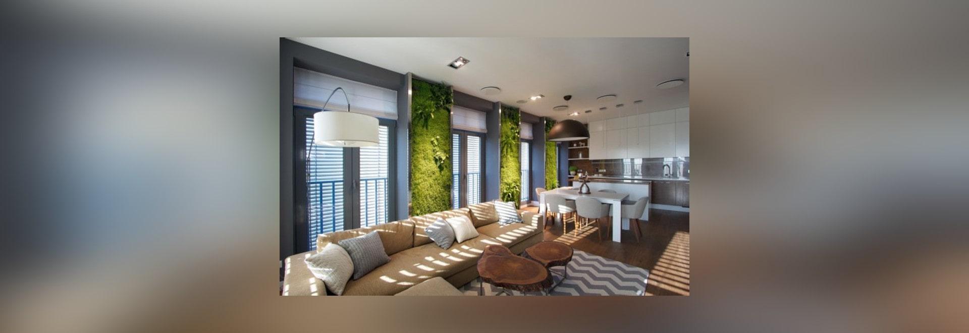Las paredes verticales increíbles del jardín traen vida vibrante a ...