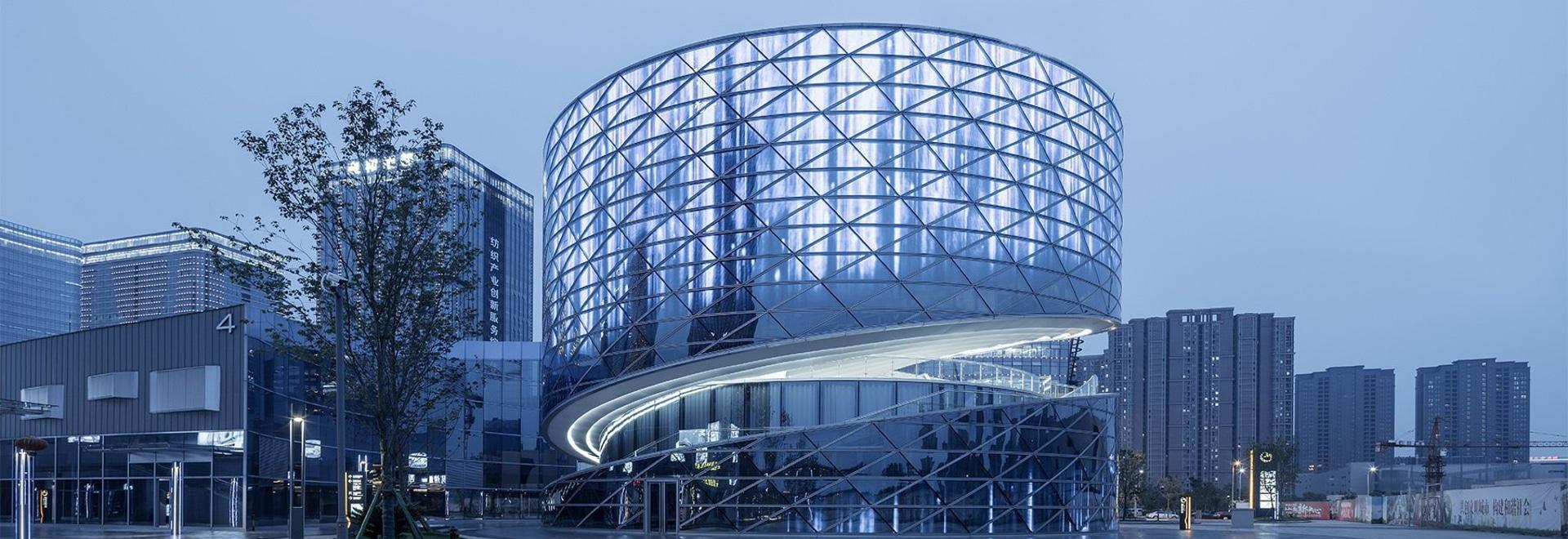 Tela tejida de China de ATAH de las referencias de centro espirales de la materia textil