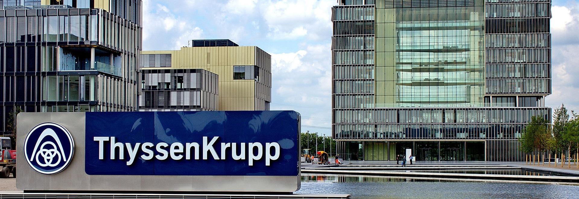 ThyssenKrupp AG, Essen, Alemania