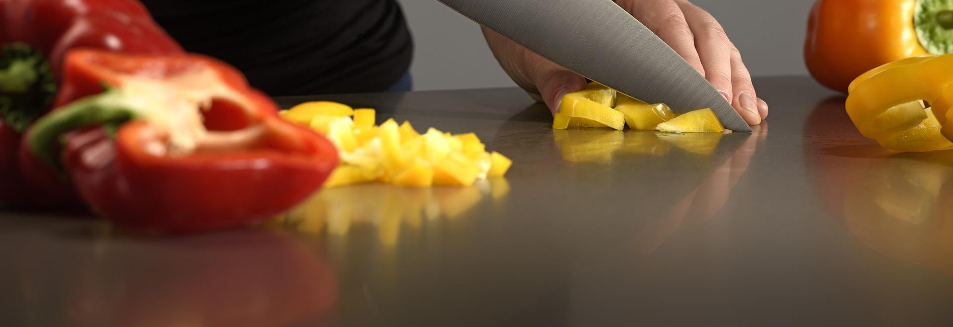 TM Italia elige Lapitec para sus cocinas de encargo mano-hechas a mano