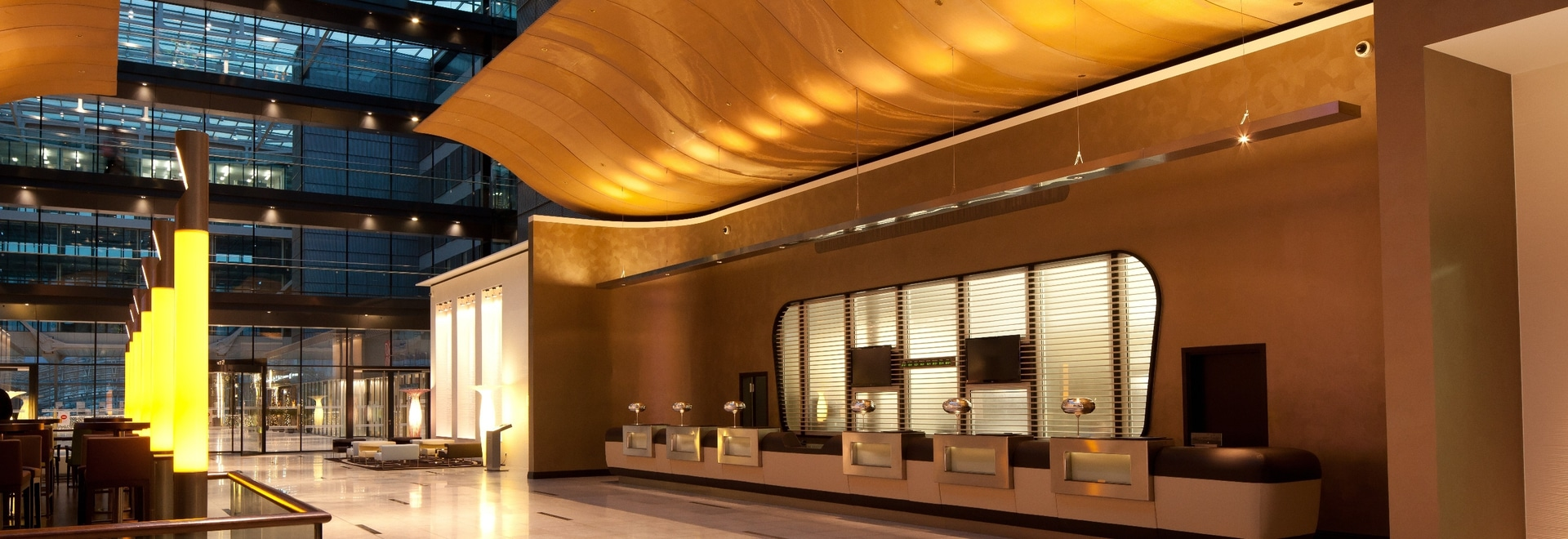 Todo terreno talentoso en el campo de la arquitectura del aeropuerto