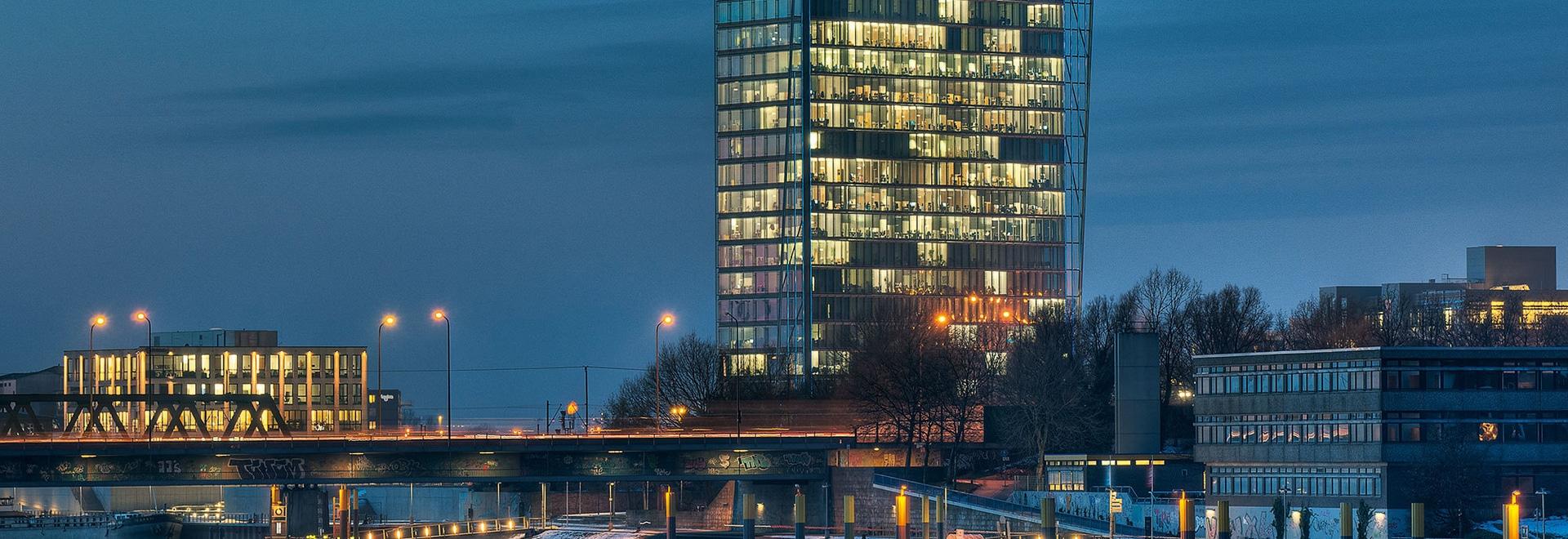 Torre de Weser, Bremen, Alemania