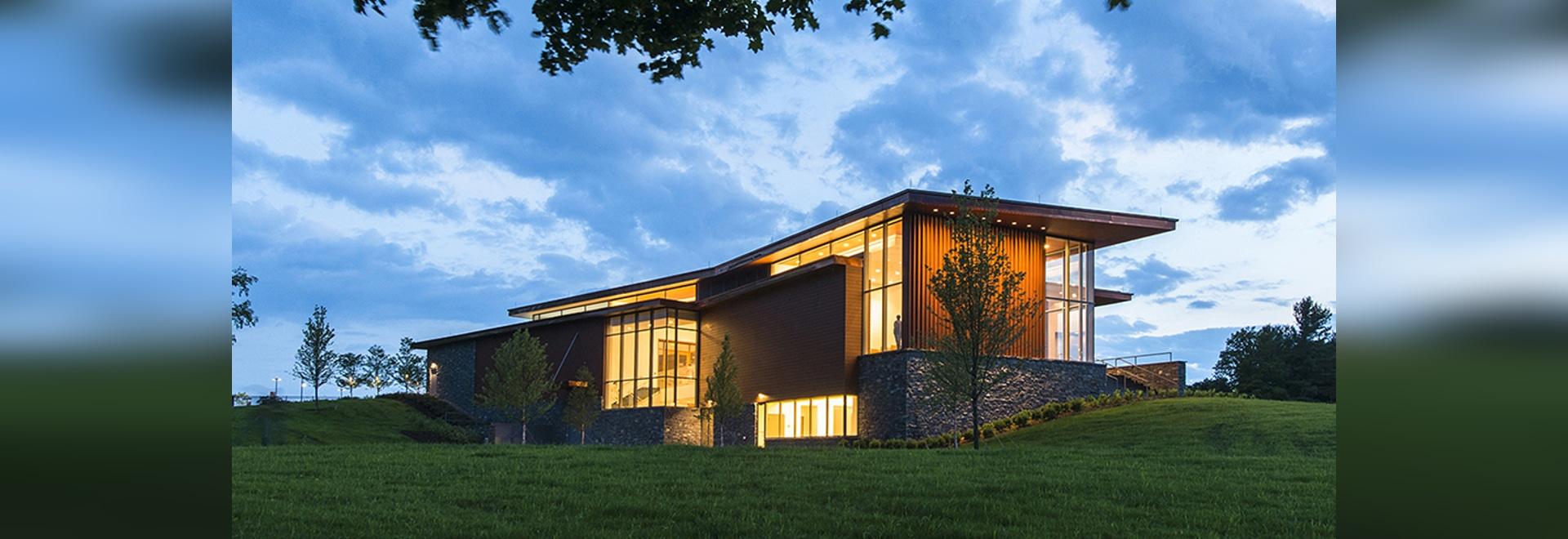 Centro de Pizzagalli para el arte y la educación, museo de Shelburne ...