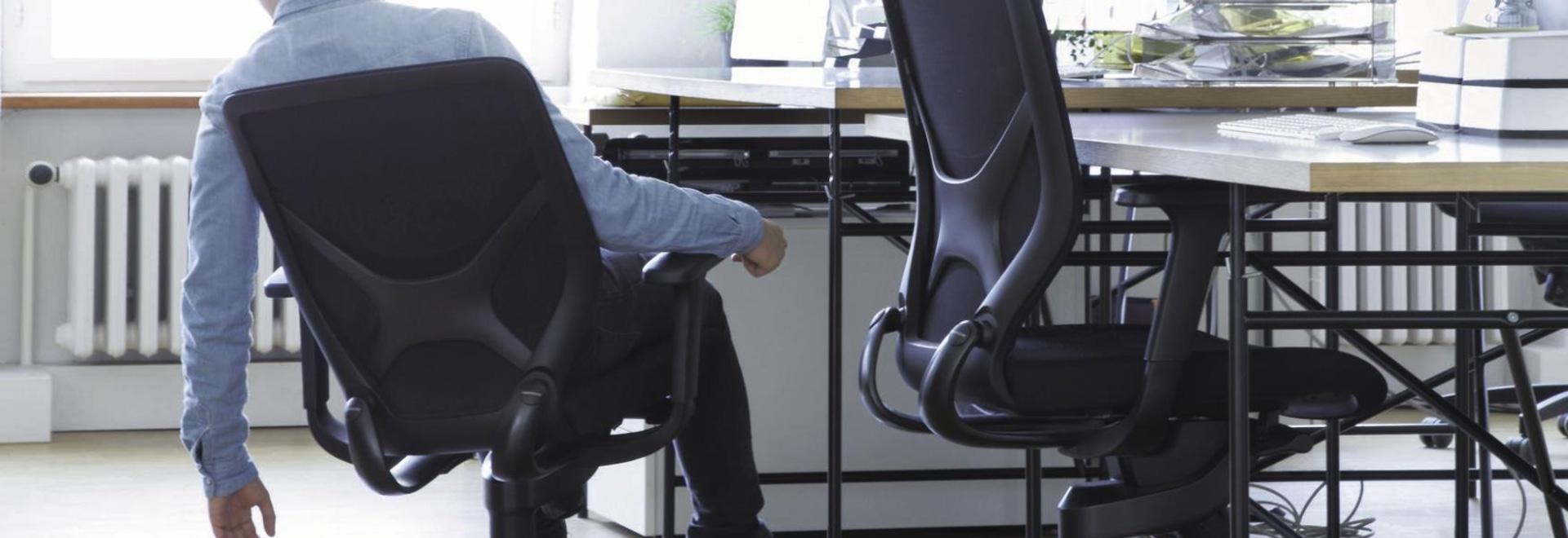 Wilkhahn EN y EN sillas de la oficina con Trimension