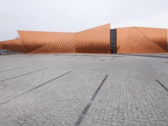 ¿MUSEO DEL FUEGO ADENTRO? ORY POR OVO GRABCZEWSCY ARCHITEKCI