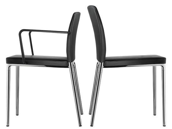 La silla de conferencia Ceno ahora disponible con un respaldo más alto