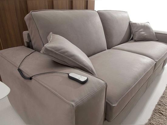 Cama de sofá once, la primera cama de sofá automática