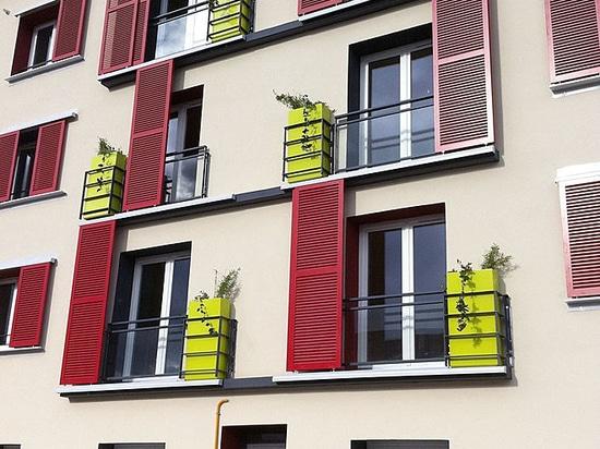 ImageIn - renovación de la fachada del edificio