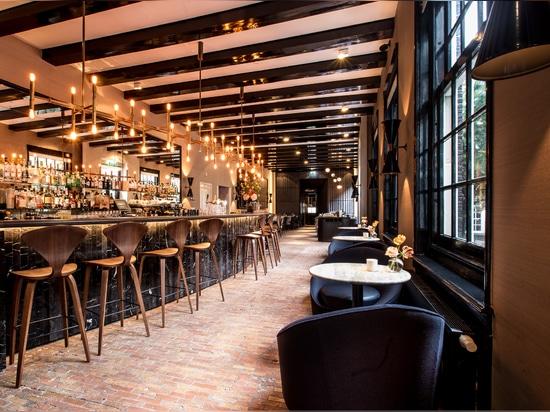 El hotel selecto de cinco estrellas de Dylan Amsterdam