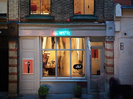 Galería de Londres a relanzar como institución pública de Reino Unido primer del diseño gráfico