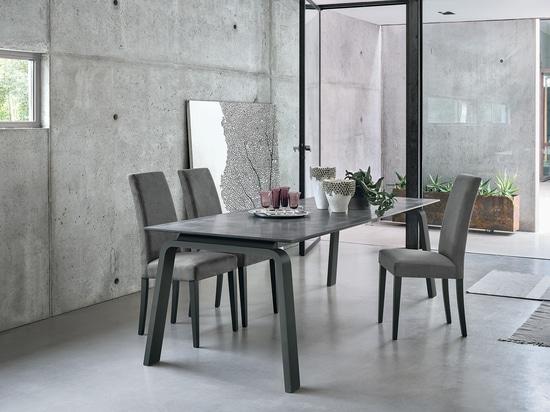 Tabla de DEIMOS 160 + silla de LUGANO