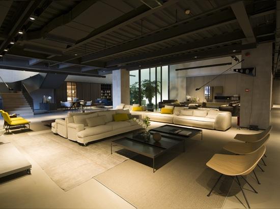 La tienda principal más grande de Lema del mundo se abre en Shenzhen.
