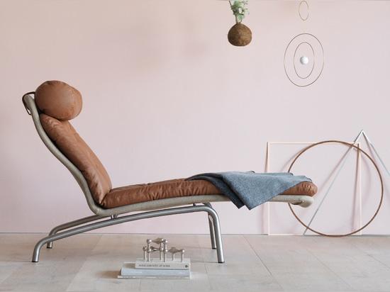 El sillón 1972 de Arne Vodder consigue un rerelease de Erik Jørgensen