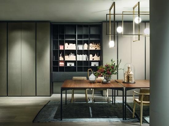 ¡La elegancia discreta del hecho en la forma de vida de Lema que protagoniza en el poste del diseño en Colonia!