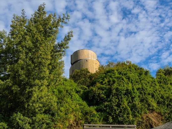 Observatorio de Yepun